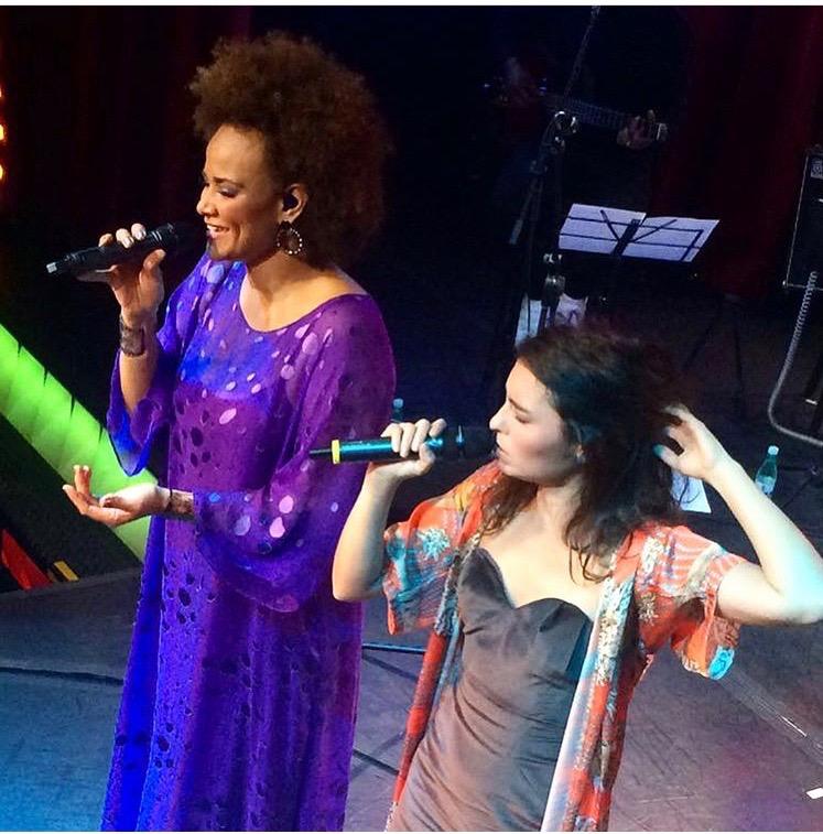 Show 11/7 Luciana Mello no Paris 6 Burlesque