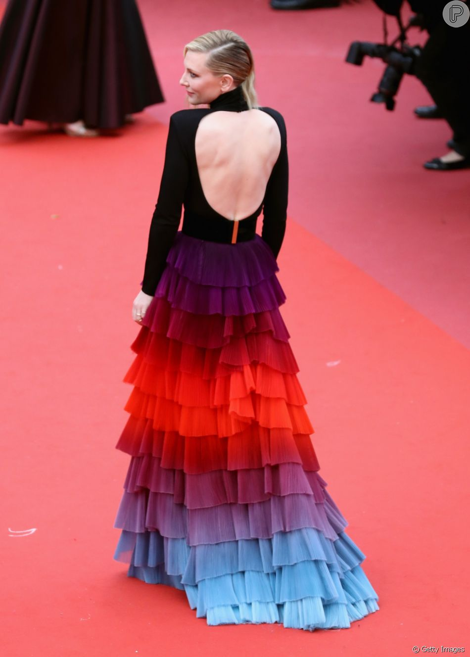 Cate blanched by Givenchy 2 - Cannes 2018